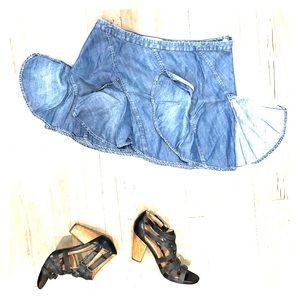 A X - Armani Exchange Sexy Skirt Size 12